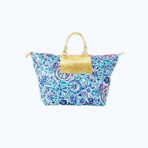 NWT Lilly Pulitzer packable weekender